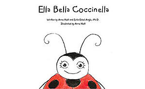Book cover: Ella Bella Coccinella